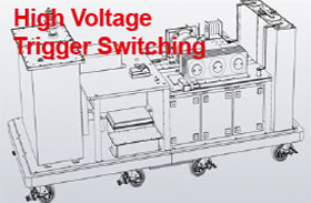 high voltage trigger switching